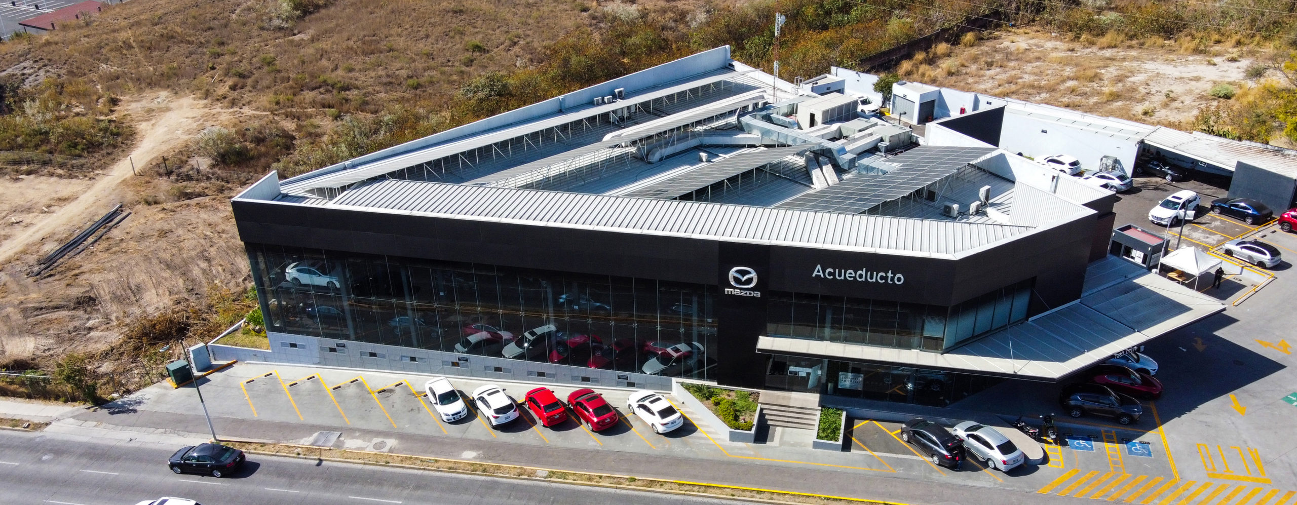 Mazda Acueducto