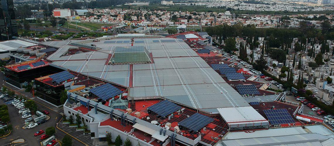 El Proyecto De Techo Solar Más Grande De Guadalajara