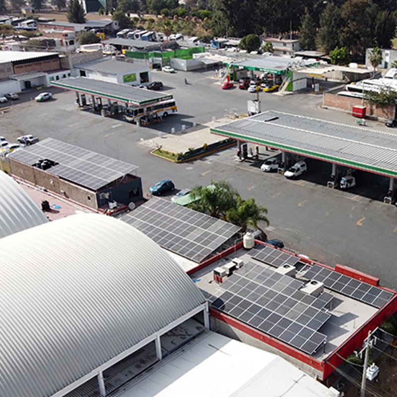Gasolinera San Pedrito